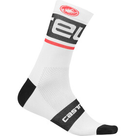 Castelli Free Kit 13 Socks white/black